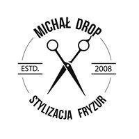 Michał Drop - stylizacja fryzur