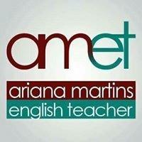English Teacher Ariana Martins