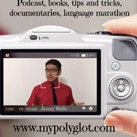 My Polyglot Podcast, Books, TV, blog & much more