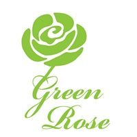 Merino Wool clothes Green Rose