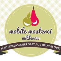 Mobile Mosterei Mildenau
