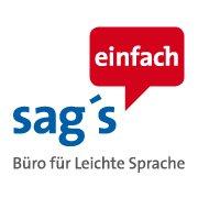 Sag's einfach - Büro für Leichte Sprache