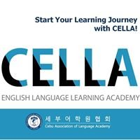 CELLA Official 셀라어학원 Cebu English Language Learning Academy