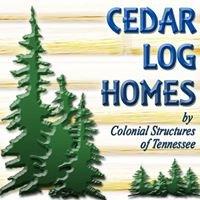 Cedar Log Homes TN