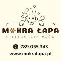 """""""Salon Pielęgnacji Psów """"Mokra Łapa"""""""