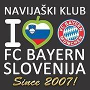 Navijaški klub FC Bayern Slovenija