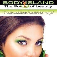 Polskie Kosmetyki Body Island