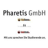 Hochschulmarketing mit Pharetis / Uniturm.de