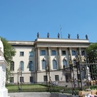 Humboldt Universität Berlin (@humboldtberlin)