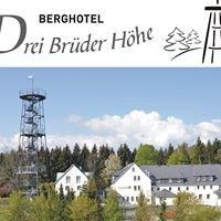 Berghotel Drei Brüder Höhe im Erzgebirge - Der Berg ruft