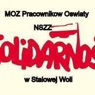 """MOZ Pracowników Oświaty NSZZ """"Solidarność"""" w Stalowej Woli"""