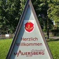 Lichterdorf Mauersberg