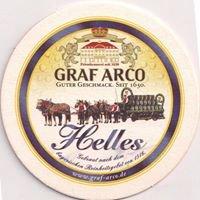 Graf Arco Brauerei Adldorf