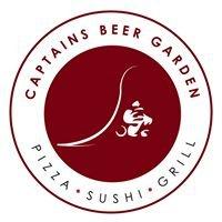 Captains Beer Garden