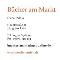 Bücher am Markt - Diana Taddia
