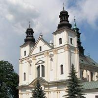 Parafia pod wezwaniem Przemienienia Pańskiego w Brzozowie