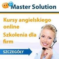 Kursy językowe online Master Solution