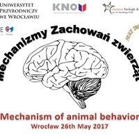 Mechanizmy Zachowań Zwierząt
