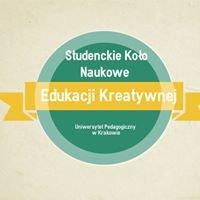 Studenckie Koło Naukowe Edukacji Kreatywnej