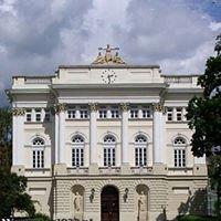 Kampus Główny Uniwersytet Warszawski