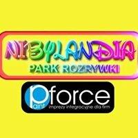 Nibylandia Olsztyn - rodzinny Park Rozrywki