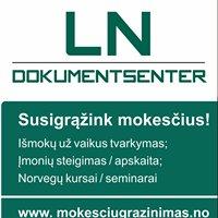 LN Dokumentsenter Skatt - Nav