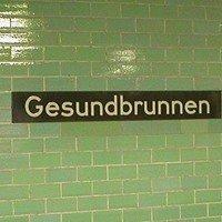 Bahnhof Berlin Gesundbrunnen