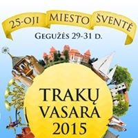 "Renginys ""Trakų vasara 2015"""