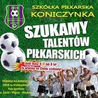 Szkółka  Piłkarska  Koniczynka  Krosno