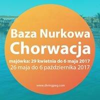 Baza Nurkowa Metajna Chorwacja