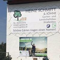 Heinz Schmitt Garten und Landschaftsbau