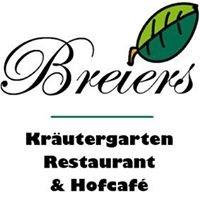 Alfons Breiers Kräutergarten, Restaurant & Hofcafé