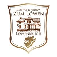 """Gasthof und Pension """"Zum Löwen"""" in Löwenbruch"""