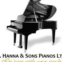 A. Hanna & Sons Pianos Ltd