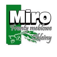 Fronty meblowe Forniry MIRO
