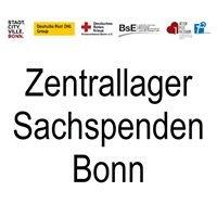 Zentrallager Sachspenden Bonn