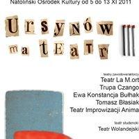 Festiwal Ursynów ma Teatr
