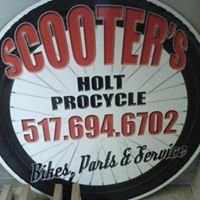 Scooter Holt Pro Cycle