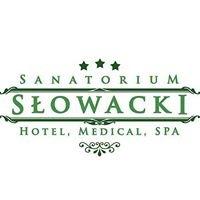 """Sanatorium """"Słowacki"""" Hotel, Medical, SPA"""