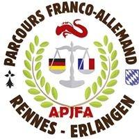 APJFA : Association du Parcours Juriste Franco-Allemand