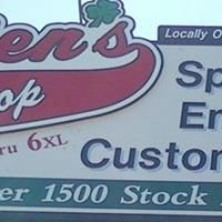 OBrien's Shirt Shop