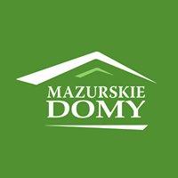 Mazurskie Domy - domy drewniane z bali - Masurische Blockhäuser