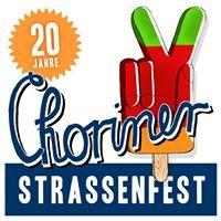 Choriner Straßenfest e.V.