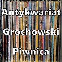 Antykwariat Grochowski - Piwnica