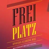 FreiPlatz / opavská klubová noc