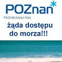 Poznań żąda dostępu do morza