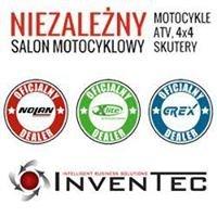 Sklep motocyklowy Pabianice INVENTEC