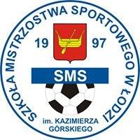Szkoła Mistrzostwa Sportowego im. Kazimierza Górskiego w Łodzi