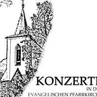 Konzerte in der Evg. Pfarrkirche Berlin-Weißensee