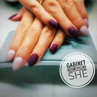 She Gabinet kosmetyczny
